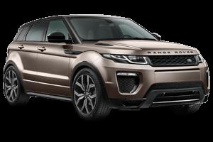 Rent Land Rover eVoque