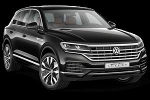 Rent Volkswagen Touareg